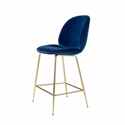 BEETLE COUNTER H65 - Bar Stool - Designer Furniture -  Silvera Uk