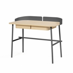 VICTOR - Desk - Designer Furniture -  Silvera Uk