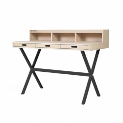 HYPPOLITE - Desk - Designer Furniture -  Silvera Uk