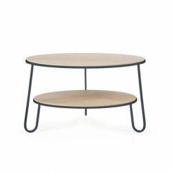 EUGENIE Ø70 - Coffee Table -  -  Silvera Uk