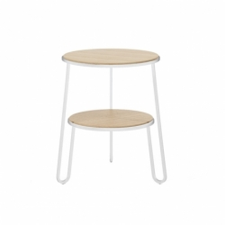 ANATOLE - Side Table -  -  Silvera Uk