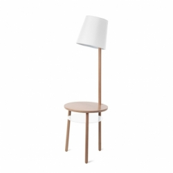 JOSETTE Side table Lamp - Side Table - Designer Furniture -  Silvera Uk