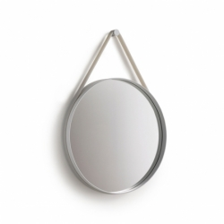STRAP MIRROR - Mirror - Accessories -  Silvera Uk