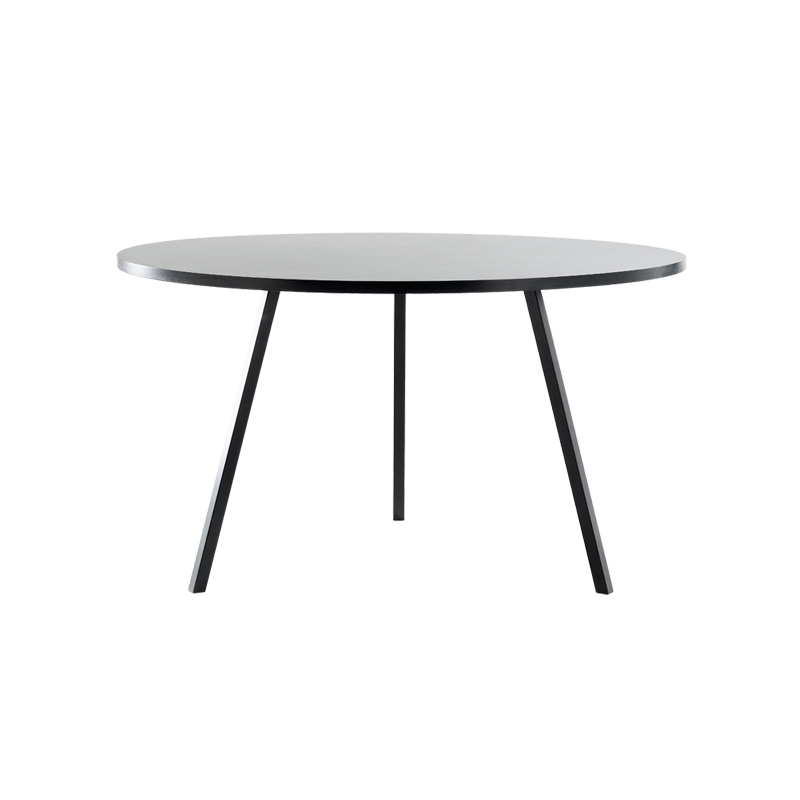LOOP STAND ROUND Ø 120 - Dining Table - Designer Furniture - Silvera Uk