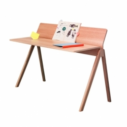 COPENHAGUE PLYWOOD DESK 190 - Desk - Designer Furniture -  Silvera Uk