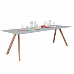 COPENHAGUE TABLE 30 L250 - Dining Table - Designer Furniture -  Silvera Uk