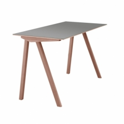 COPENHAGUE DESK 90 - Desk - Showrooms -  Silvera Uk