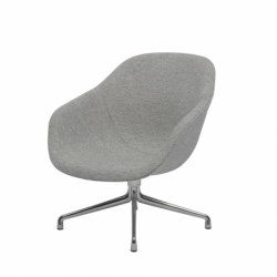 ABOUT A LOUNGE CHAIR AAL 81 - Easy chair -  -  Silvera Uk