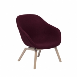 ABOUT A LOUNGE CHAIR AAL 83 - Easy chair -  -  Silvera Uk