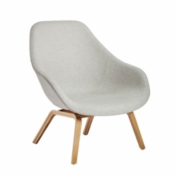 ABOUT A LOUNGE CHAIR AAL 93 - Easy chair -  -  Silvera Uk