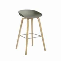 ABOUT A STOOL AAS 32 H74 - Bar Stool - Designer Furniture -  Silvera Uk