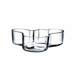 AALTO Dish L 19,5 - Table Centrepiece -  -  Silvera Uk