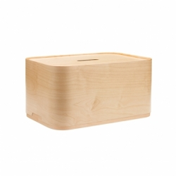 VAKKA high Box - Small Storage Solution -  -  Silvera Uk