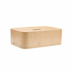 VAKKA low Box - Small Storage Solution -  -  Silvera Uk