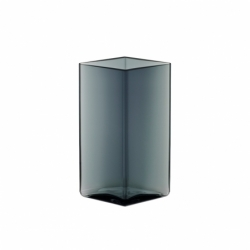 RUUTU Vase L 11,5 x H 18 - Vase - Accessories -  Silvera Uk