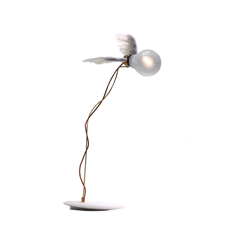 LUCELLINO - Table Lamp - Designer Lighting - Silvera Uk