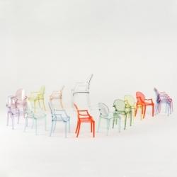 LOU LOU GHOST child's chair - Seat - Child - Silvera Uk