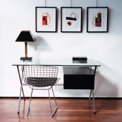ALBINI - Desk - Designer Furniture - Silvera Uk