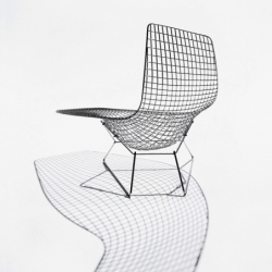 ASYMETRIQUE - Easy chair - Designer Furniture - Silvera Uk