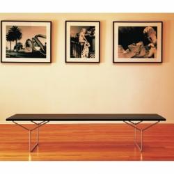 BERTOIA - Designer Bench - Designer Furniture - Silvera Uk