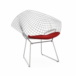 DIAMANT with seat pad - Easy chair -  -  Silvera Uk