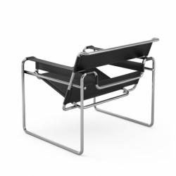 WASSILY - Easy chair - Designer Furniture - Silvera Uk