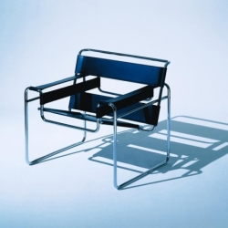 WASSILY - Easy chair - Designer Furniture - Silvera Uk