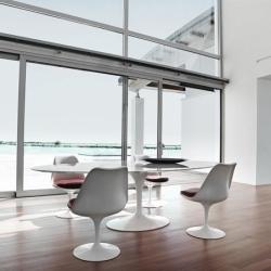 TULIP CHAIR - Dining Chair - Designer Furniture - Silvera Uk