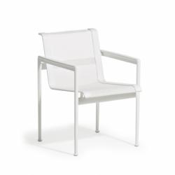 SCHULTZ DINING ARMCHAIR - Dining Armchair - Designer Furniture -  Silvera Uk