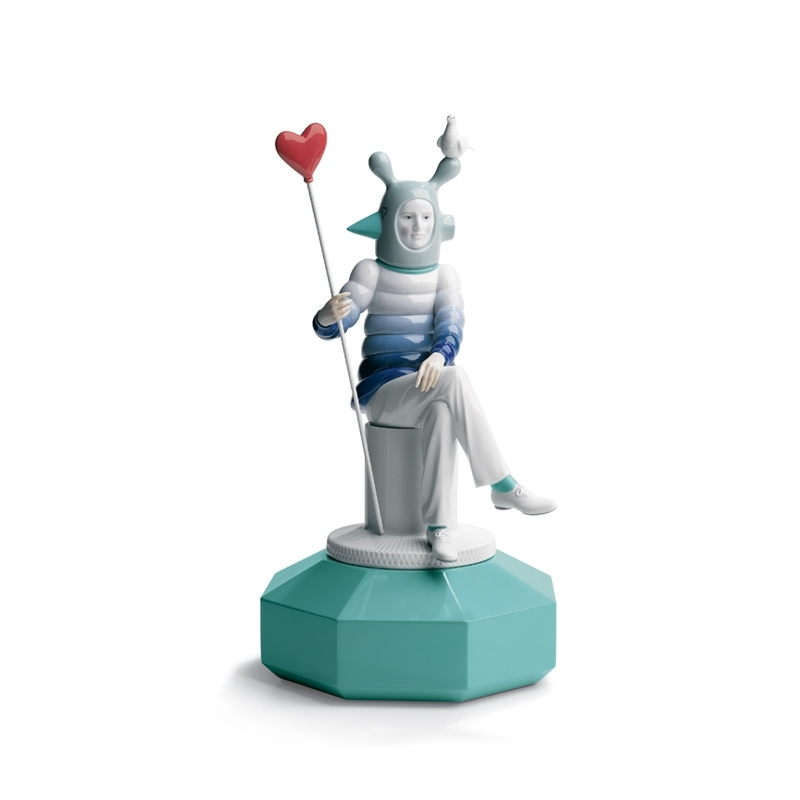 THE LOVER I - Unusual & Decorative Objects - Accessories - Silvera Uk