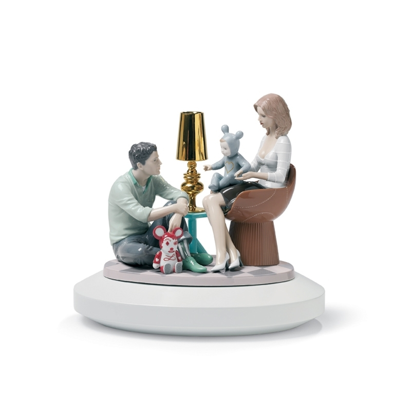 THE FAMILY PORTRAIT - Unusual & Decorative Objects - Accessories - Silvera Uk