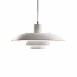 PH 4/3 - Pendant Light - Designer Lighting -  Silvera Uk