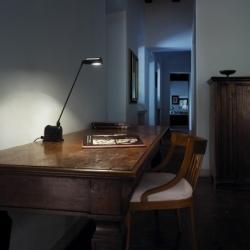 DAPHINETTE LED - Desk Lamp - Designer Lighting - Silvera Uk