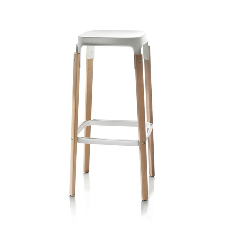 STEELWOOD - Bar Stool - Designer Furniture - Silvera Uk