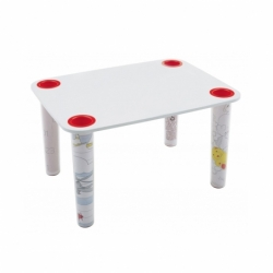 LITTLE FLARE uni Table - Table & Desk - Child -  Silvera Uk
