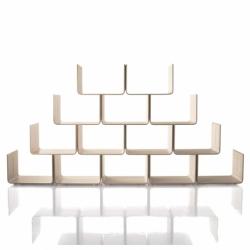 ELYSEE assembly joint - Shelving - Designer Furniture - Silvera Uk