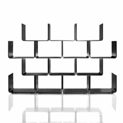 ELYSEE wall bracket - Shelving - Designer Furniture - Silvera Uk