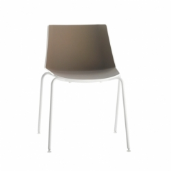 AÏKU Round legs - Dining Chair - Designer Furniture -  Silvera Uk