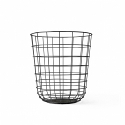 WIRE BIN Basket - Desk Accessory - Accessories -  Silvera Uk