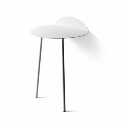 YEH tall wall table - Side Table - Spaces -  Silvera Uk
