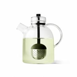 KETTLE MENU Teapot with tea infuser - Coffee & Tea - Accessories -  Silvera Uk