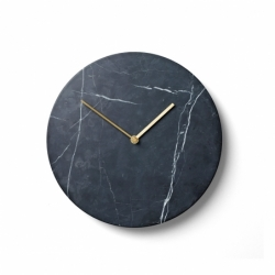 MARBLE Wall clock - Clock - Accessories -  Silvera Uk