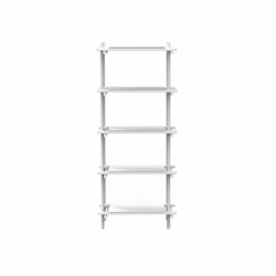 STICKS 1x5 - Shelving - Designer Furniture -  Silvera Uk