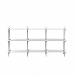 STICKS 3x3 - Shelving - Showrooms -  Silvera Uk