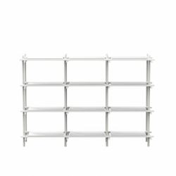 STICKS 3x4 - Shelving - Designer Furniture -  Silvera Uk