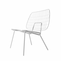 WM STRING LOUNGE - Easy chair - Designer Furniture -  Silvera Uk