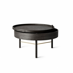 TURNING TABLE - Coffee Table - Spaces -  Silvera Uk