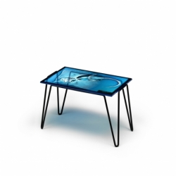 DIESEL X RAYDIO  1 RAZZA - Side Table - Designer Furniture -  Silvera Uk