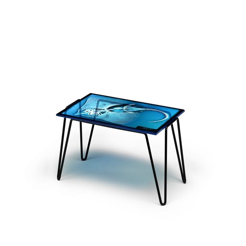 DIESEL X RAYDIO  1 RAZZA - Side Table - Designer Furniture - Silvera Uk