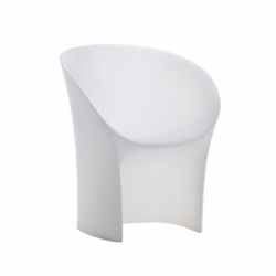 MOON translucent - Dining Armchair - Designer Furniture -  Silvera Uk